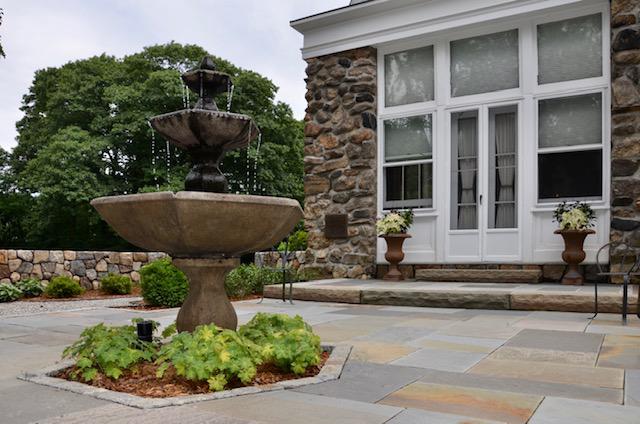 stonework-fountain